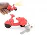 Брелок скутер красный