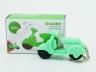 Брелок скутер зеленый
