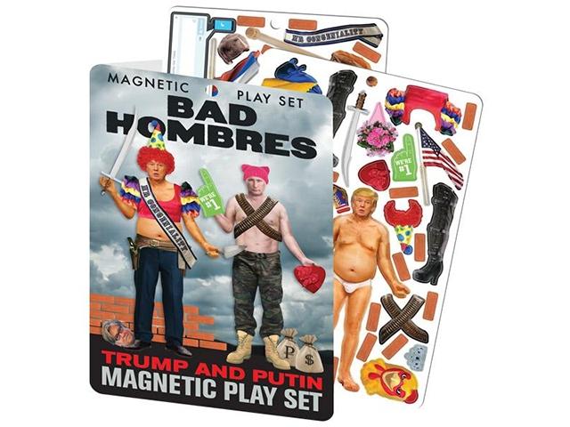 Магнитный игровой набор