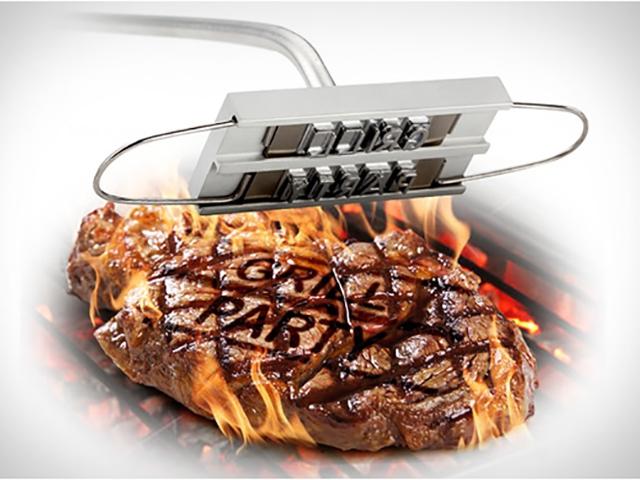 Branding iron клеймо