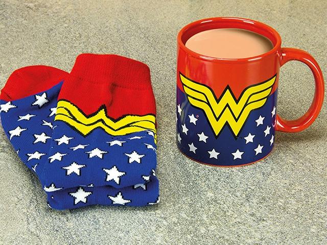Набор Wonder Woman