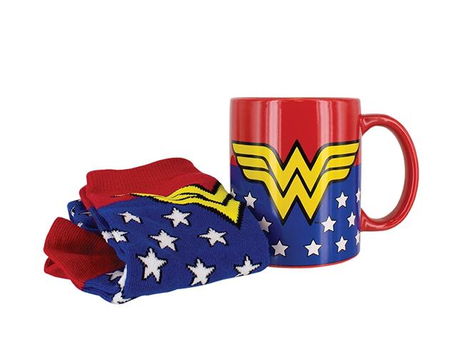 Набор Wonder Woman носки