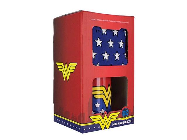 Набор Wonder Woman кружка