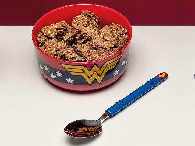 Набор для завтрака Wonder Woman