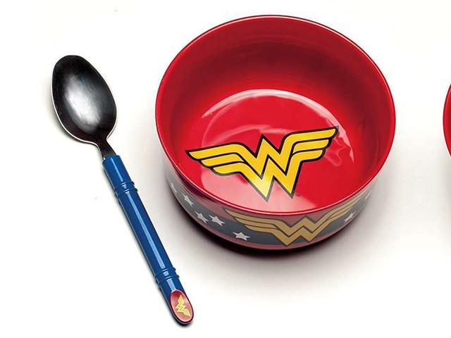Набор для завтрака Чудо женщина