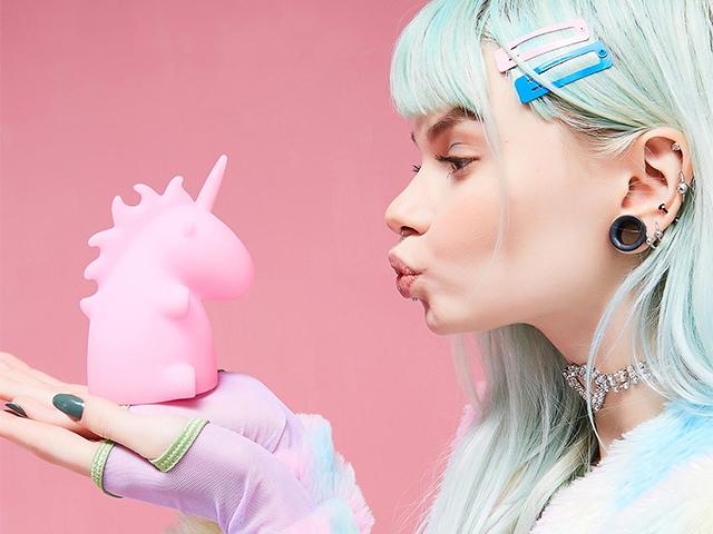 Ночник unicorn