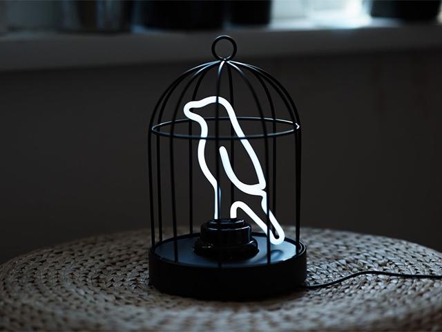 Светильник Neon Bird