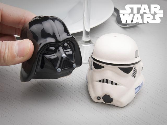 Солонка и перечница Star Wars