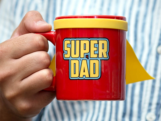 Кружка Super Dad 2