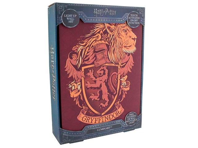 Светильник Gryffindor упаковка