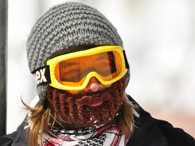 шапка Beardo серая