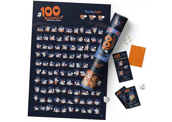 100 дел kamasutra edition комплект