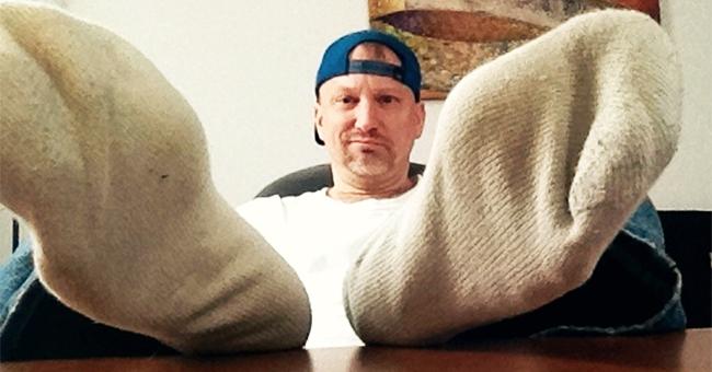 джели белли вонючие носки