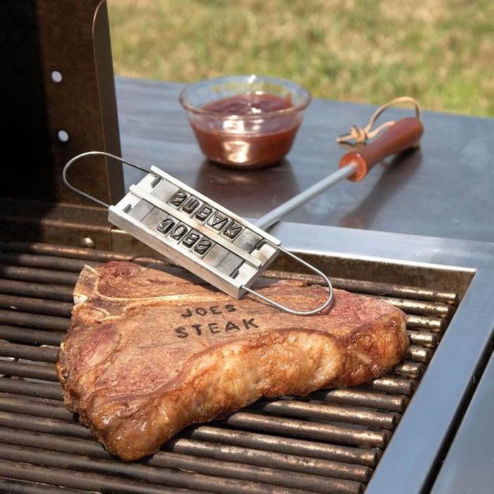 branding iron набор для гриля