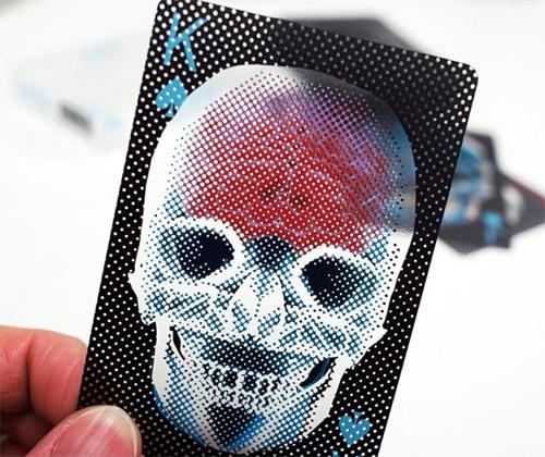 прозрачные игральные карты x ray
