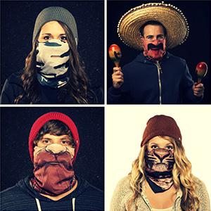 лыжные маски beardo - блог