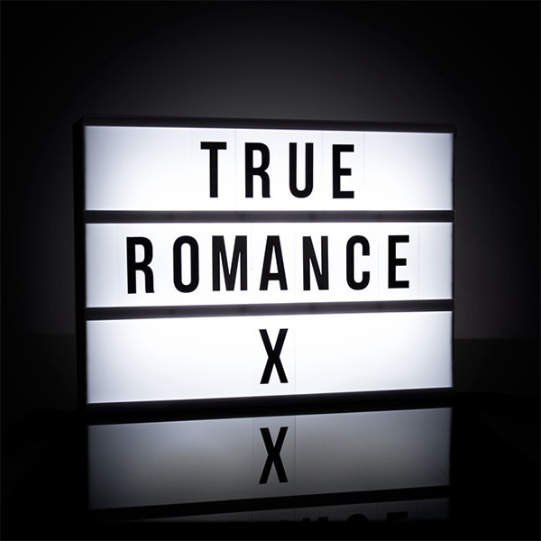 cinema lightbox true romance