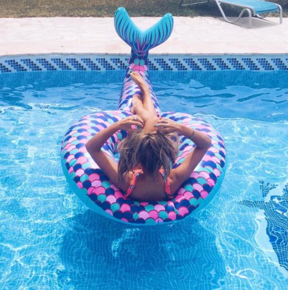 mermaid tail купить