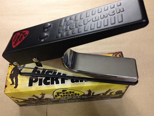 нож для медиаторов pickpunch