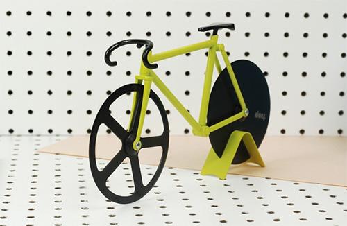нож для пиццы велосипед подставка