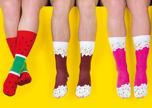 прикольные носки в подарок
