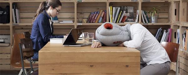 ostrich pillow оригинал