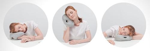ostrich pillow mini как можно носить