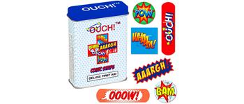 пластыри ouch bandages