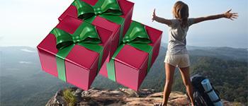 новогодние подарки путешественнику