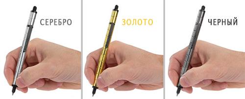 магнитная ручка polar pen цвета