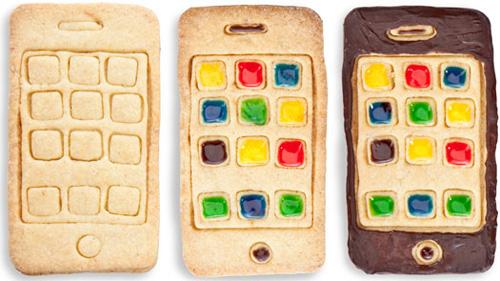 резак для печенья icookie