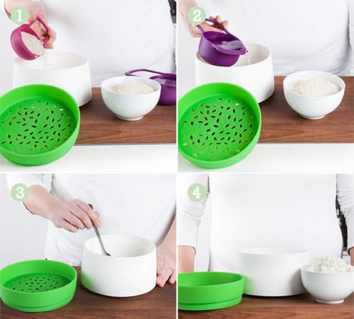 рисоварка для микроволновки lekue