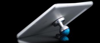 магнитный держатель для планшета steelie
