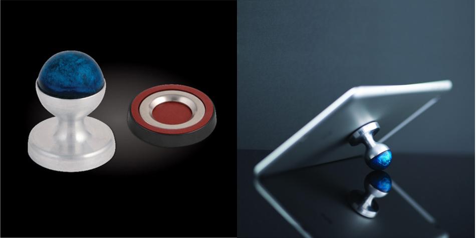 steelie hobknob держатель для планшета