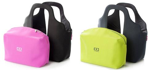 сумка для ланч бокса monbento iso