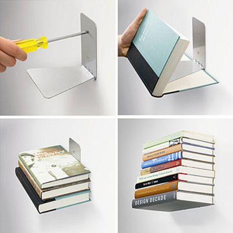 umbra book shelf установка
